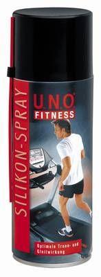 U.N.O. Fitness Silikonspray, 400 ml