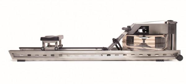 Waterrower S1 Edelstahl mit S4 Monitor