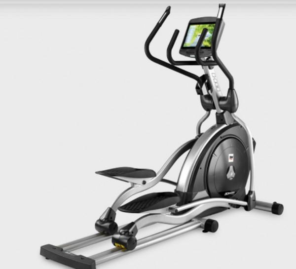 "BH Fitness LK8150 G815TVC 16"" Full-HD Monitor professioneller Ellipsentrainer"