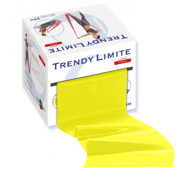 Trendy Limite Yellow light 0,20 mm