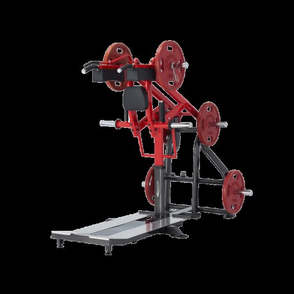 Steelflex Plate-Load Kniebeugen-Maschine PLSS