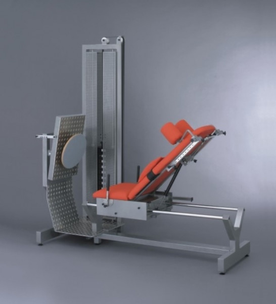 Beinpresse Energie KG-Gerät