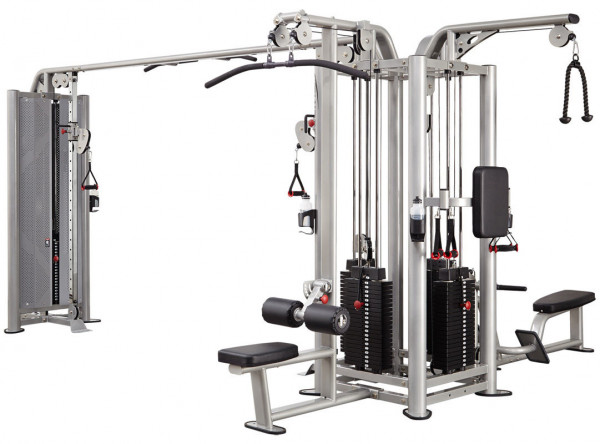 Steelflex 5-Stationen-Turm