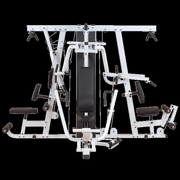 Body-Solid Ganzkörpertrainer / Home Gym EXM-4000 ohne Beinpresse