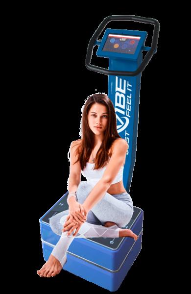 "BodyVibe Speed Plus (Haltestange, 10"" display, 36 Hz)"