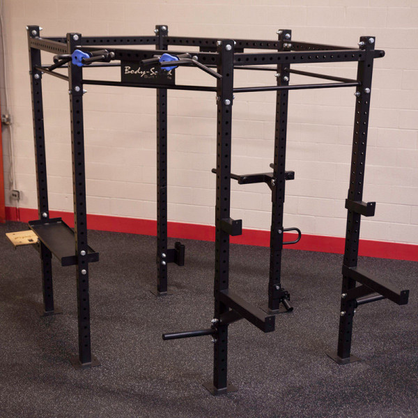 Body-Solid Tall Rack Advanced Package 2,52m