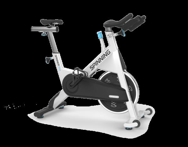 Precor Spinner Ride mit Riemenantrieb + Unterlegmatte gratis