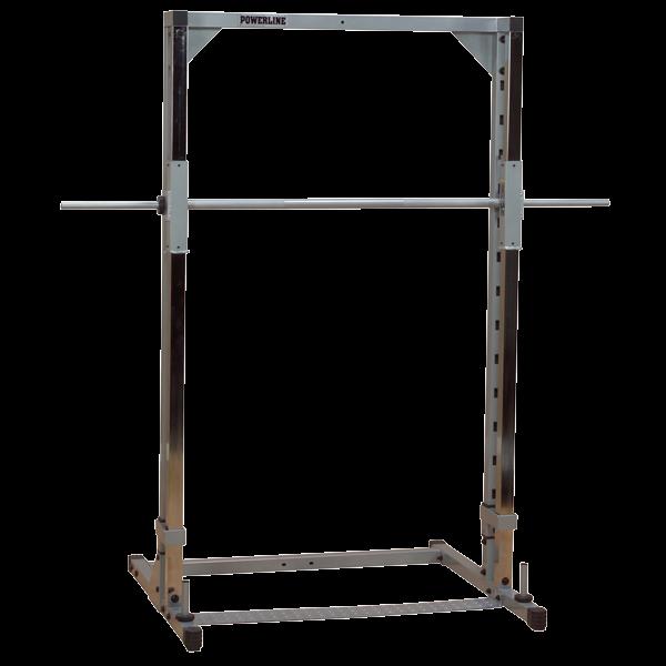 Body-Solid Multipresse PSM144X (30) und Latzug- und Ruder-Anbau mit 75kg-Steckgewichte