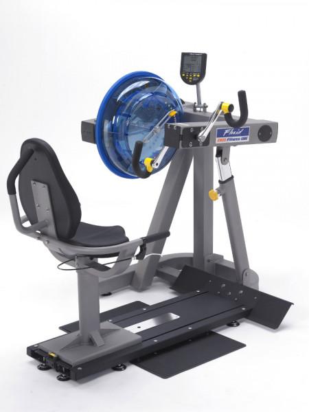 First Degree Fitness E820 UBE + Unterlegmatte gratis (Sonderpreis !!!)