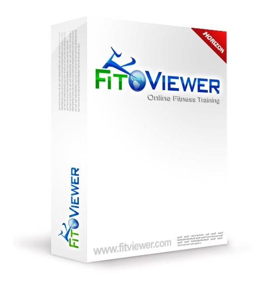 VITALIS-Uni-FitViewer BASIS - Set für Horizon® Ergometer mit USB Schnittstelle