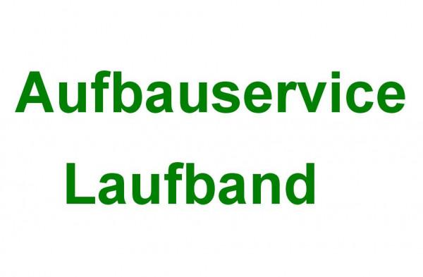Aufbauservice Laufband in Deutschland
