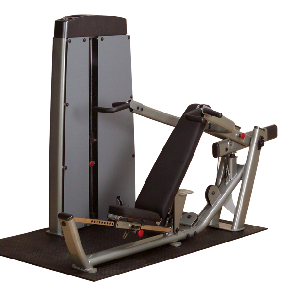 Body-Solid Pro Dual Multi-Press-Anlage Gewichtsblock 140 kg
