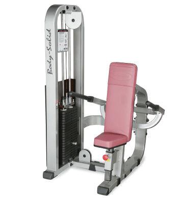 Body-Solid Pro Club Trizeps-Maschine mit 95kg Gewichtspaket