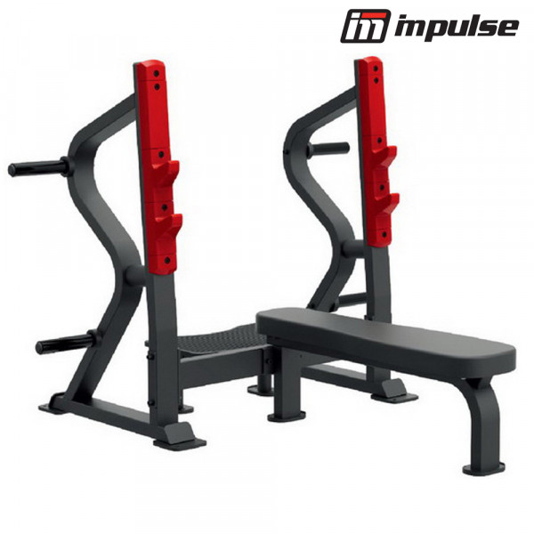 IMPULSE FITNESS Flat Bench press SL7028
