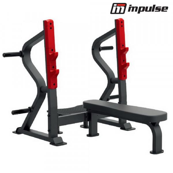 IMPULSE FITNESS Flat Bench press SL7028