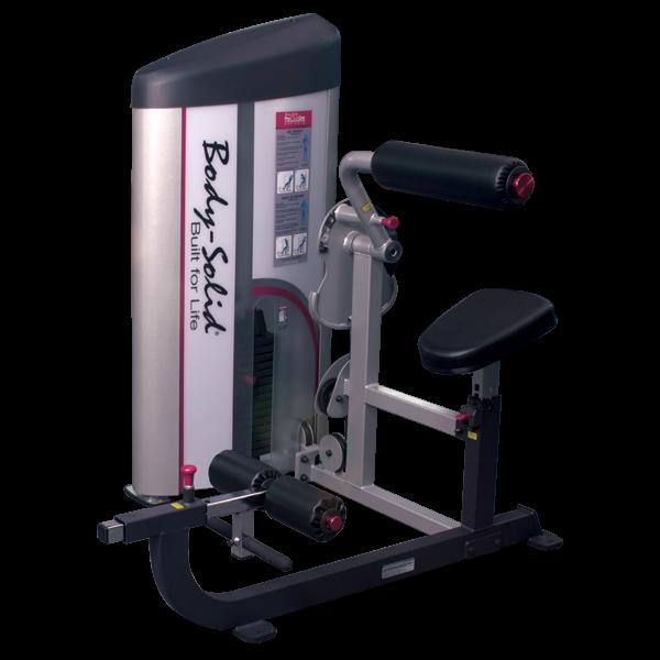 Body-Solid Pro Club S2 Bauch- und Rückenmaschine S2ABB (115 kg)