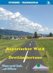 VITALIS DVD-Trainingsfilm Bayerischer Wald - Dreiländertour