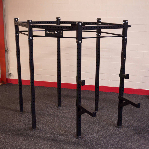 Body-Solid Short Rack Basic Package 2,12m