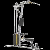 Tuff Stuff CLM-855WS Lat/Low Row Combo mit 90 kg Gewichtsblock