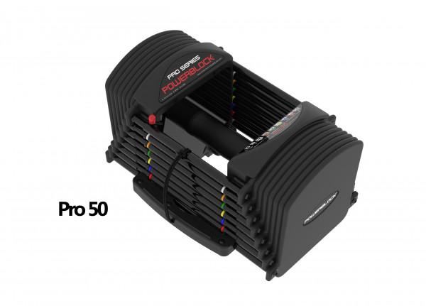 PowerBlock Pro 50 (Paar)