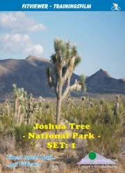 VITALIS DVD-Trainingsfilm Joshua Tree National Park Set 1