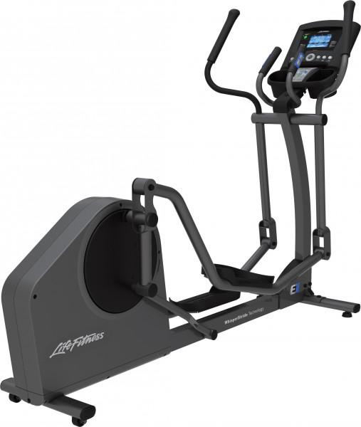 Life Fitness E1 Go Crosstrainer inkl. Pulsbrustgurt
