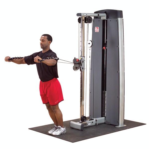 Body-Solid Pro Dual Kabelzugstation Gewichtsblock 100 kg