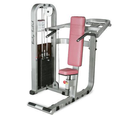 Body-Solid Nackendrück-Maschine mit 95kg Gewichtspaket