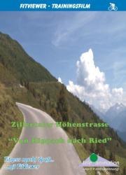 VITALIS DVD-Trainingsfilm Zillertaler Höhenstrasse