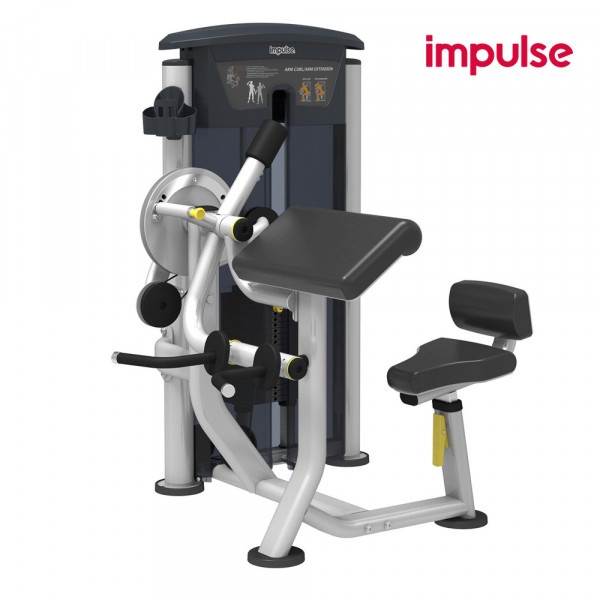 Impulse Fitness IT9533 Dual Arm Curl / Extension (134 kg )
