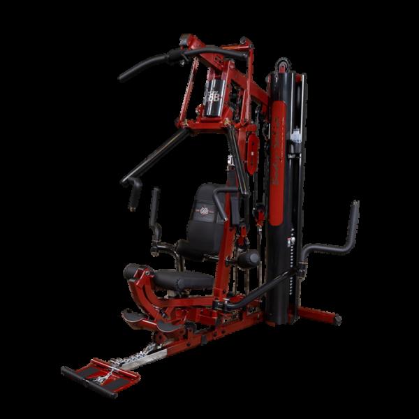 """Body-Solid Ganzkörpertrainer / Home Gym G-6BR """"Special-Edition""""(100kg Gewichtsblock)"""