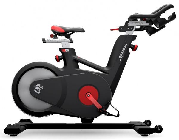 Life Fitness by ICG IC5 Indoor Bike Inclusive passender Bodenschutzmatte gratis