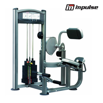 Impulse Fitness Back Extension IT9011 (91 kg)
