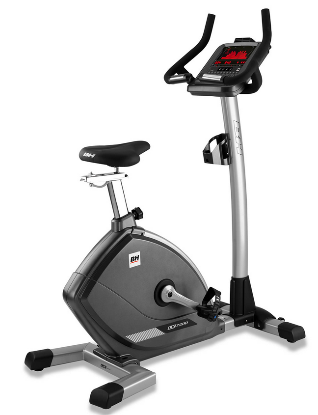 BH Fitness LK7200 Professioneller Ergometer LED (H720)