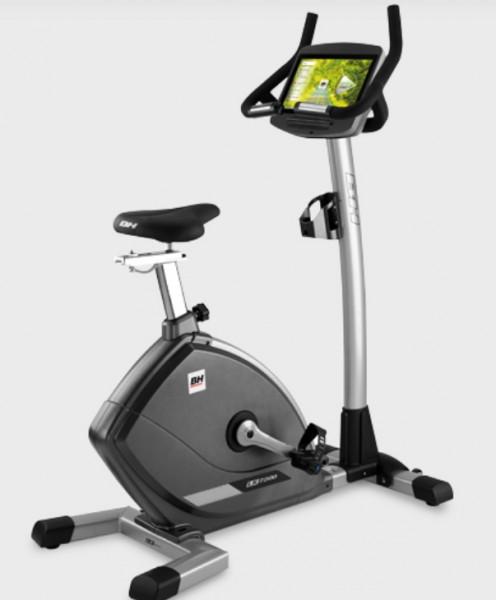 "BH Fitness LK7200 H720TVC 16"" Full-HD Monitor Professioneller Ergometer"