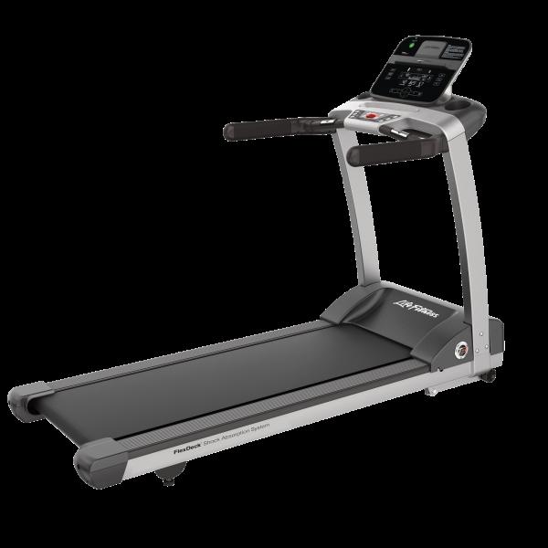 Life Fitness Laufband T3 mit Track Connect Konsole inkl. Pulsbrustgurt