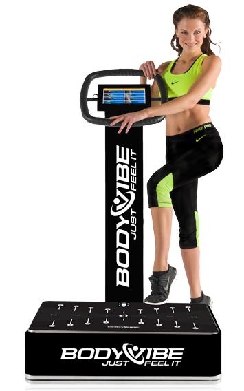 BodyVibe ULTIMATE PROseries (5-40 Hz)