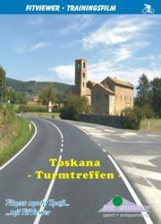 VITALIS DVD-Trainingsfilm Toskana - Siena - Turmtreffen