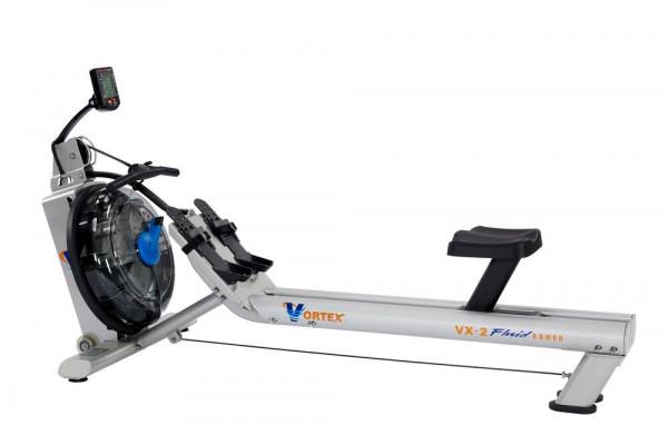 First Degree Vortex Rower VX-2 (Beltdrive) + Unterlegmatte gratis
