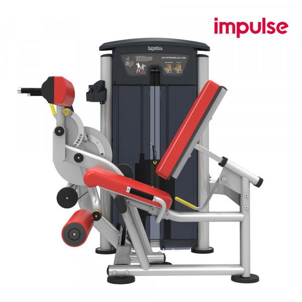 Impulse Fitness IT9528 Dual LEG EXTENSION/LEG CURL (134 kg)