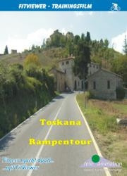 VITALIS DVD-Trainingsfilm Toskana - Rampentour