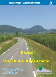 VITALIS DVD-Trainingsfilm Elsass - Durch die Rheinebene