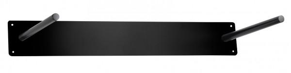 Wandaufhängung Metall schwarz